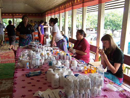 2009 Samoa Medical Mission