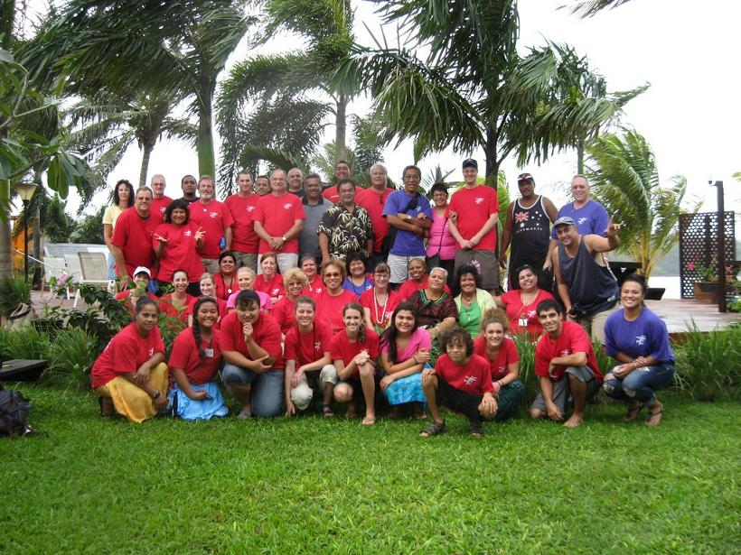Samoa Medical Mission Team 2013