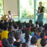 Samoa Medical Mission Children