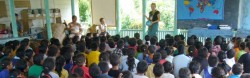 Samoa Medical Mission Children