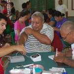 Medical Mission 2013 triage2