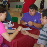 Medical Mission 2013 triage3