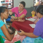 Medical Mission 2013 triage6