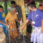 Medical Mission 2013 walker2
