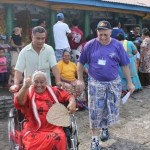 Medical Mission 2013 wheelchair1